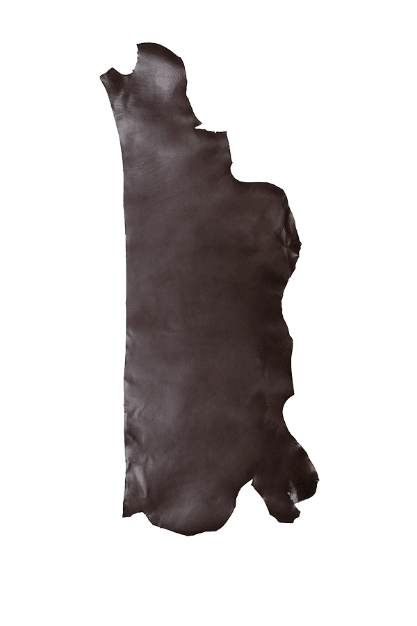 Latigo Side Brown Leather Hide